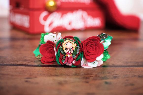 Large Festive Fairy Bloom Crown