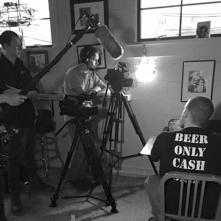 BW shooting beer episode itbtv (1 of 1)