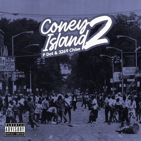 Coney Island 2 (EP Front Cover) (FINAL).
