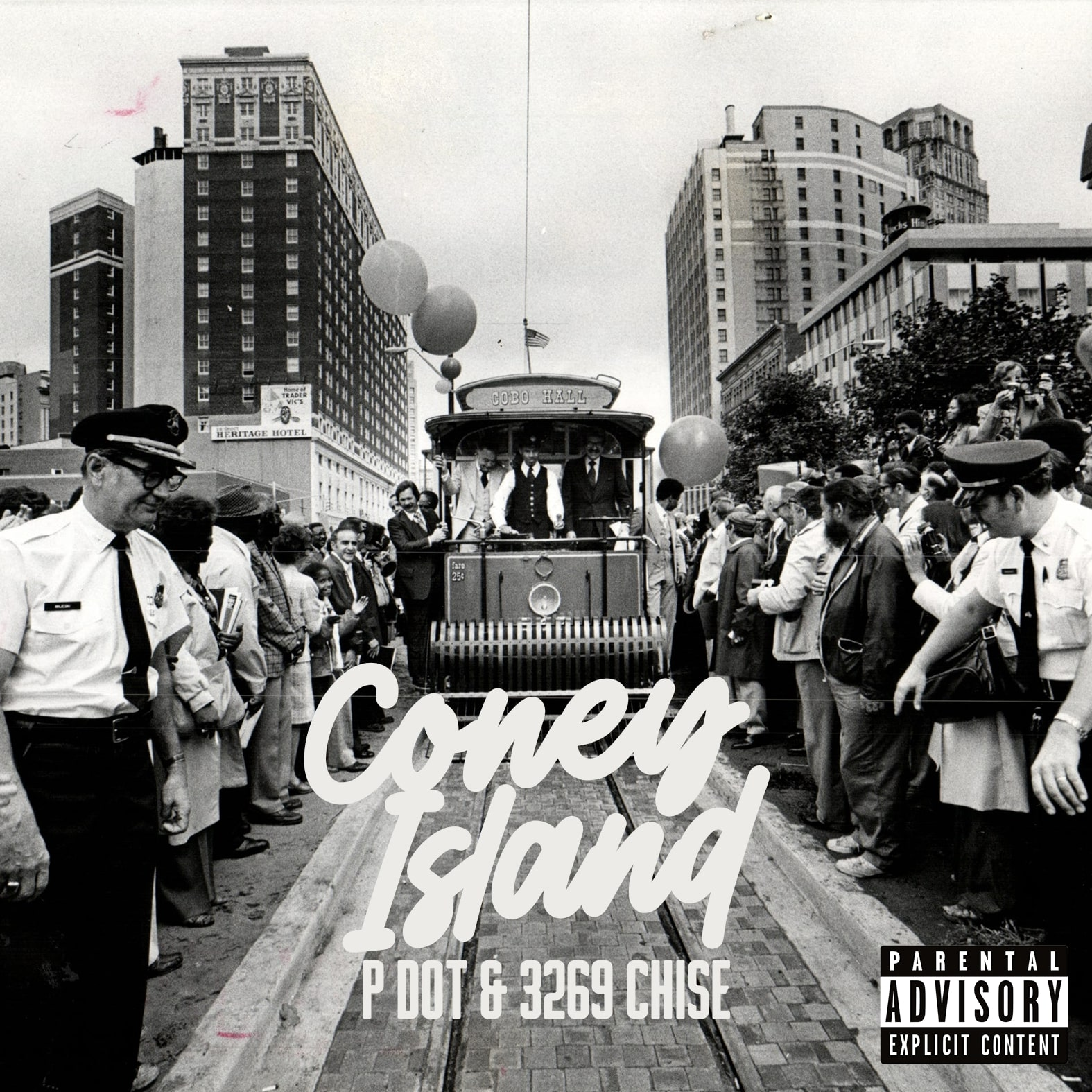 Coney Island (Mixtape Cover)
