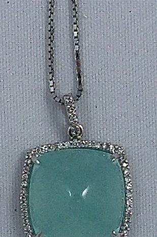 Aqua Marine,Diamonds
