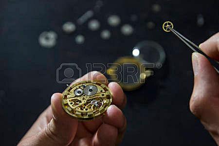 Rolex repairs