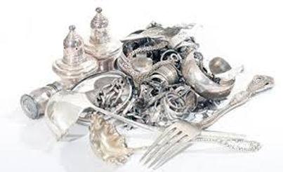 we buy silver,gold knifes,forks,spoons,salt,pepper shakes