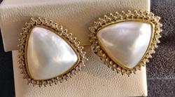 trillian mobe' earrings