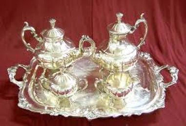 we buy silver serving pieces