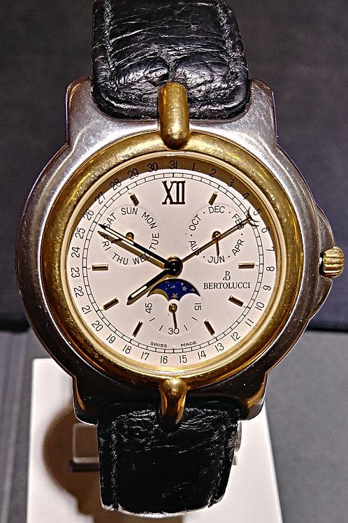 Bertolucci triple calender watch