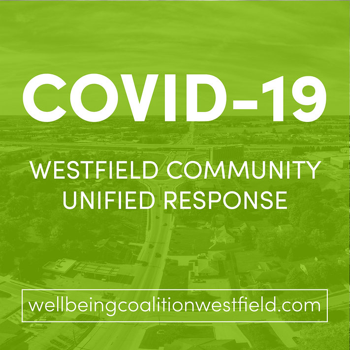 Wellbeing Coalition covid-19 Social Grap