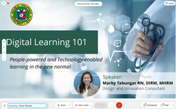 Digital Learning for the Public Healthcare Sector