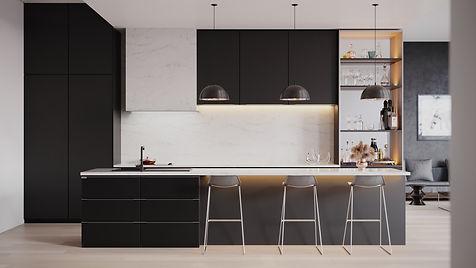 Black and Gold Kitchen 01_Post.jpg