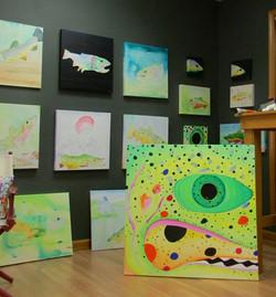 Big Fish in Gallery