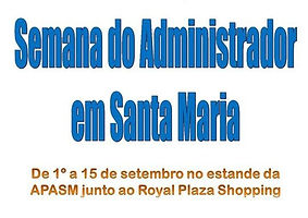 1º a 15 de setembro no Royal Plaza Shopping