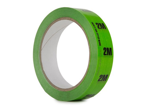 Identi-Tak Cable Length ID Tape 24mm x 33m 2M Green
