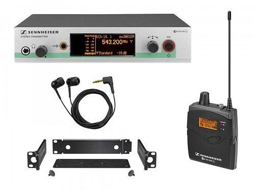 EW300 IEM G3-GB In-Ear Monitoring System Inc Earphones CH38