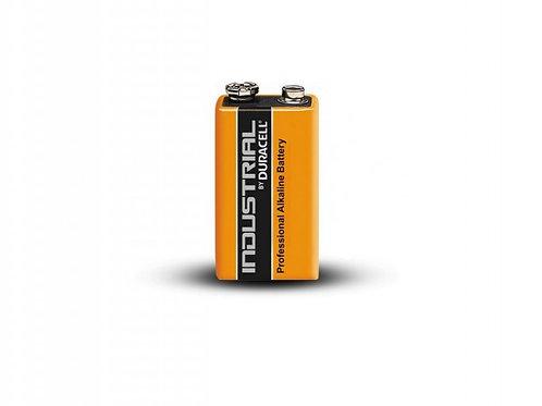 Industrial Alkaline Battery Type PP3 9V / Box of 10