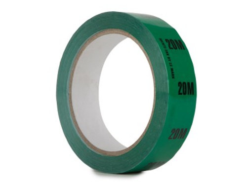 Identi-Tak Cable Length ID Tape 24mm x 33m 20M Green