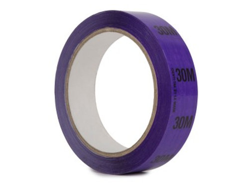 Identi-Tak Cable Length ID Tape 24mm x 33m 30M Purple