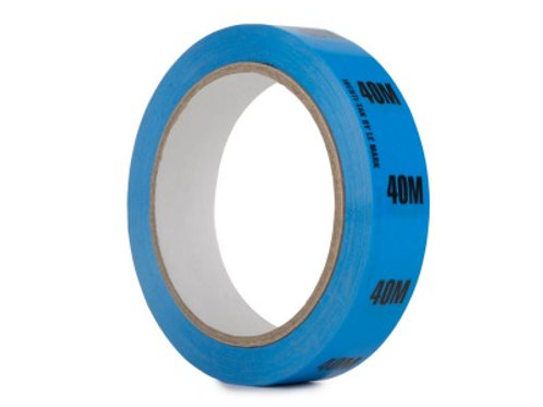 Identi-Tak Cable Length ID Tape 24mm x 33m 40M Blue