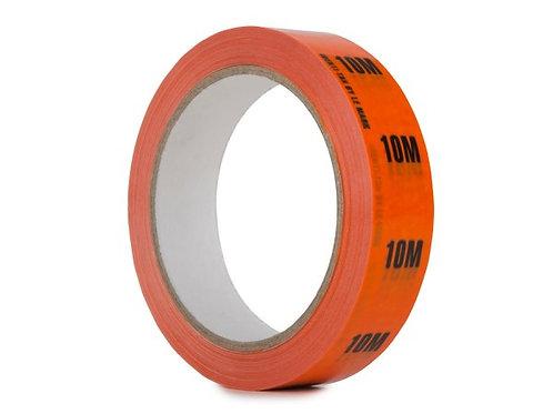 Identi-Tak Cable Length ID Tape 24mm x 33m 10M Orange