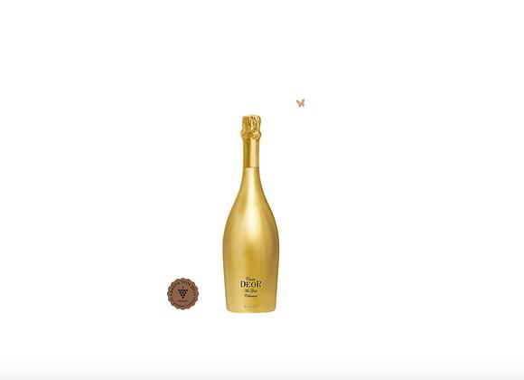 CUVÉE DEOR GOLD SPUMANTE EXTRA DRY, IGT Venezia, Itaalia 0,75 L 11%