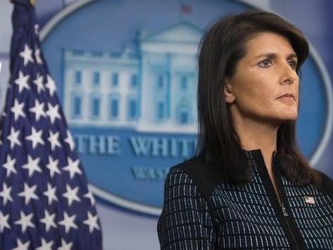 Nikki Haley: Nếu Trung Cộng chiếm Đài Loan, mọi thứ sẽ kết thúc