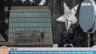 Tòa Bạch Ốc bị tấn công, chiến tranh không giới hạn đã xâm nhập vào Hoa Kỳ?