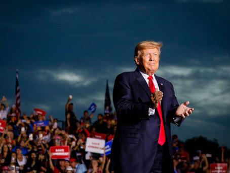 Cựu TT Trump hứa sẽ khôi phục quyền tự do ngôn luận ở Mỹ