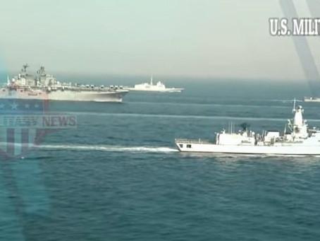 Mỹ hình thành 'Chiến lược Thái Bình Dương phiên bản mới' bao vây Trung Cộng ở Biển Đông