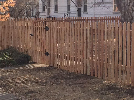 Young Brothers Fence Wide Fence Wood 3.j