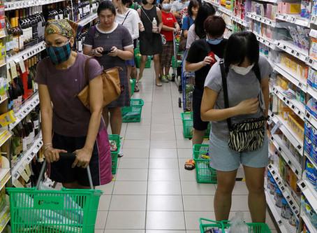 Todo lo que hacemos mal en el supermercado sin darnos cuenta de que acecha el coronavirus