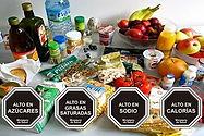 Etiquetado Nutricional Obligatorio de Alimentos envasados