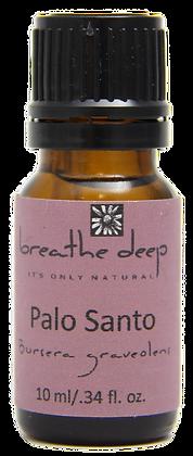 breathe deep palo santo essential oil