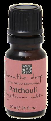 breathe deep patchouli essential oil
