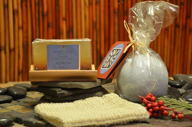 Bath Bliss Gift Set