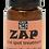zap essential oil blend dropper bottle