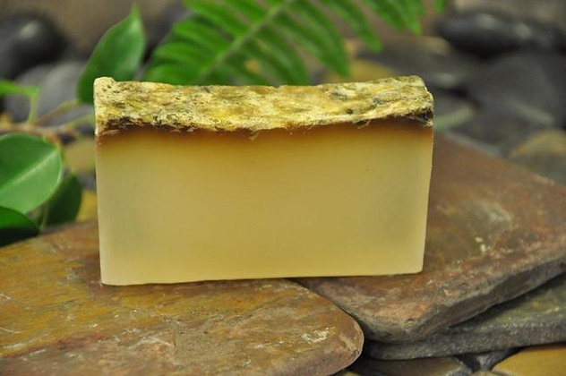 Frankincense and Myrrh Glycerin Soap