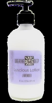 Lavender Essential Oil Lotion