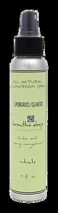 Lemongrass/Cilantro Pillow/Room Spray