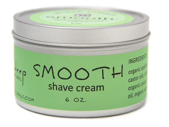 Smooth Shave Cream