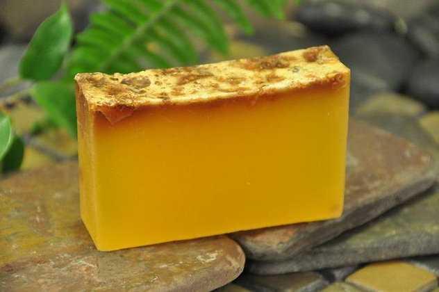 Rose Lemon Glycerin Soap