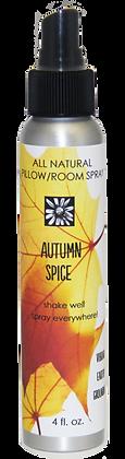 Autumn Spice Pillow/Room Spray