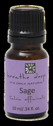 breathe deep sage essential oil