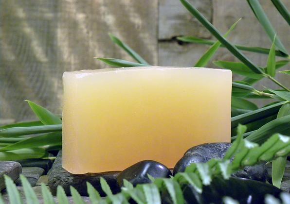 Ginger Lemon Glycerin Soap