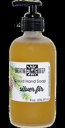 Silver Fir Liquid Hand Soap