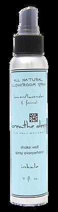 Lemon/Lavender/Fennel Pillow/Room Spray