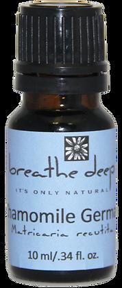 breathe deep german chamomile essential oil