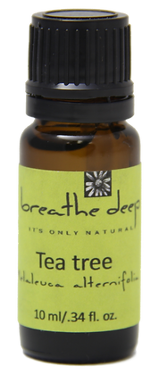 breathe deep tea tree essential oil