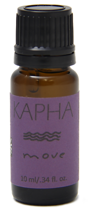 Kapha Move Essential Oil Blend