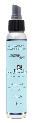 Lemongrass/Oakmoss Pillow/Room Spray