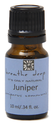 breathe deep juniper essential oil