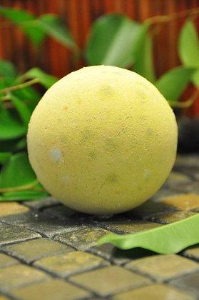 Lemongrass Oakmoss Essential Oil Bath Bloom